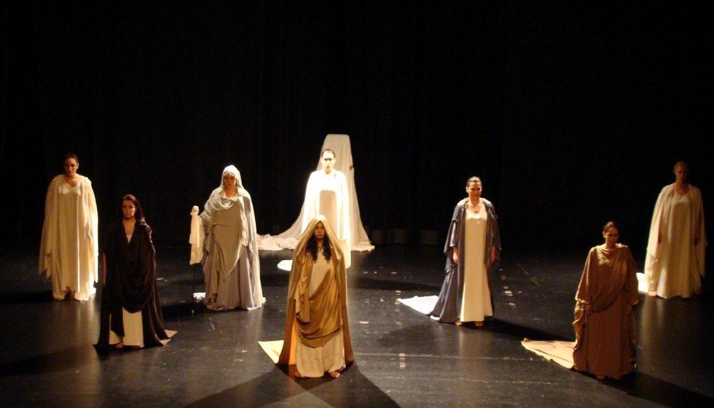 The Theatre Scheme of Leonidas Loizides