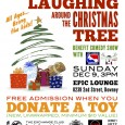"Downey Arts Coalition and Urban Theatre Movement is sponsoring a benefit comedy &  improv show at the Epic Lounge, brought to you by Ivy League Improv, with special guests Cherry Spitz Comedy and more:  ""Laughing Around the Christmas Tree."" Sunday afternoon, December 9th, 3PM.  This is an all-ages show, so bring the family.  The cover […]"