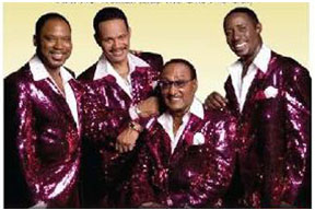 The Four Tops @ The Downey Civic Theatre | Downey | California | United States