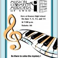 Downey High School Theatre Department presents &#8220;Musical Comedy Murders of 1940&#8243; beginning June 7th in their Morris Theatre. New York, 1940. In the glamorous world of Broadway where dreams come true, things turn into a nightmare for a certain group of showbiz types. Taking place in a mansion in the country, a group of theatrical...