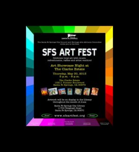 Santa Fe Springs Art Fest @ Clark Estate | Santa Fe Springs | California | United States
