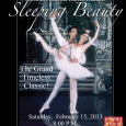 The Downey Civic Theatre presents the Russian National Ballet Theatre's performance of Sleeping Beauty, this Saturday February 15th. Tweet