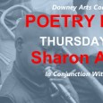 The Downey Arts Coalition showcases the poetry of Sharon Alexander for its monthly series, Poetry Matters. Sharon will be present to read some of her poems at the Stay Gallery in Downey on Thursday evening, June 12, 2014. Born and raised in New York, Sharon Alexander moved to California after one very cold winter in upstate […]