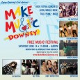 Make Music Downey is this Saturday, with a hugely diverse group of musical acts, all performing in downtown Downey from 11AM to 6PM. Featuring headline acts such as Las Cafeteras, Chicano Batman, Ceci Bastida, Quitapenas, Salt Petal and more.  You can also see your favorite Downey local bands, as well as dedicated musicians from across […]