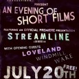 "Falling Awake Productions and Sweet Nightmares are joining forces to present ""An Evening of Short Films"", an event that combines filmmakers and films from Chicago, Illinois and Downey, California for an evening of spectacular entertainment. Beginning at 6pm and running to about 9pm at The Epic Lounge in Downey, California ""An Evening of Short […]"