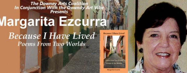 Margarita Ezcurra is scheduled as the feature reader at April's Poetry Matters, which will take place on Thursday, April 16. The bilingual installment is a first for Poetry Matters, with Excurra reading her work in both Spanish and English. Ezcurra was born in Bolivia and moved with her family to the United Sates in […]