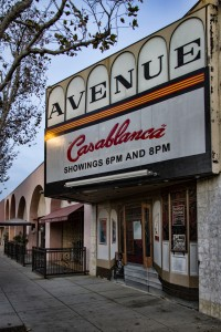 The Avenue Theatre, courtesy of Downey Daily Photos.