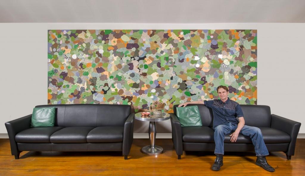 Roy Anthony Shabla Downey Artist in Residency