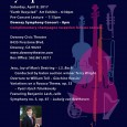 "Saturday April 8th, 8 pm Downey Theater 8435 Firestone Blvd., Downey The spring and final concert, ""Symphonic Classics,"" will feature a performance by Los Angeles cello player Benjamin Lash. The performance will include the most popular symphony in the classical music repertoire: Beethoven's Symphony No. 5. The concert opens with another popular gem, The […]"