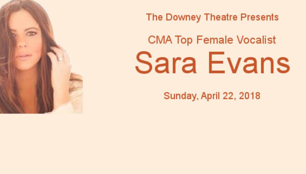 Sara Evans Featured Image